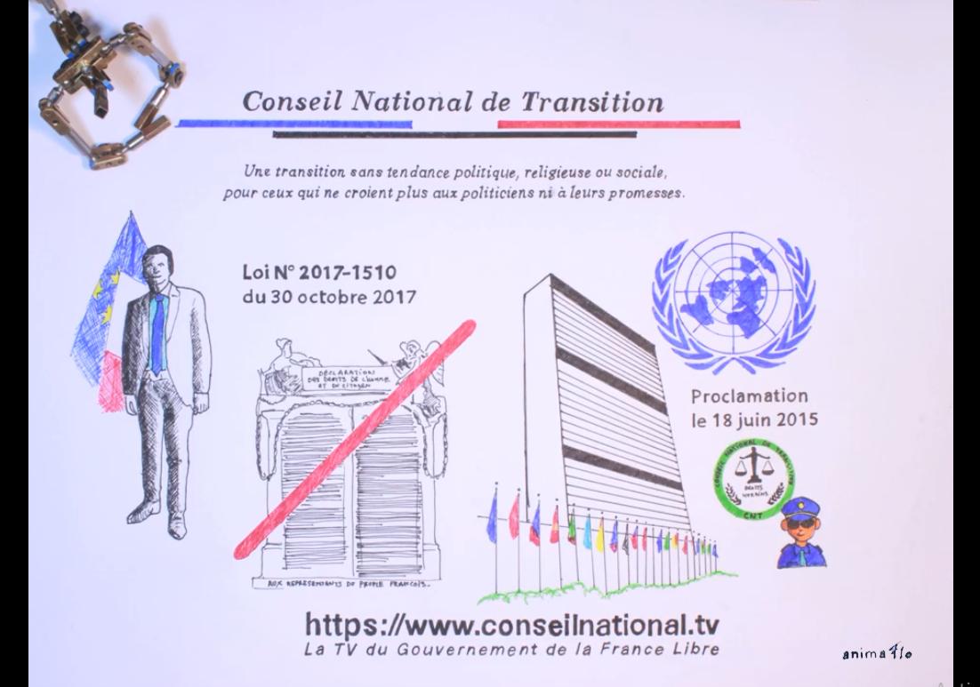 Le Conseil National de Transition (CNT), c'est quoi ?